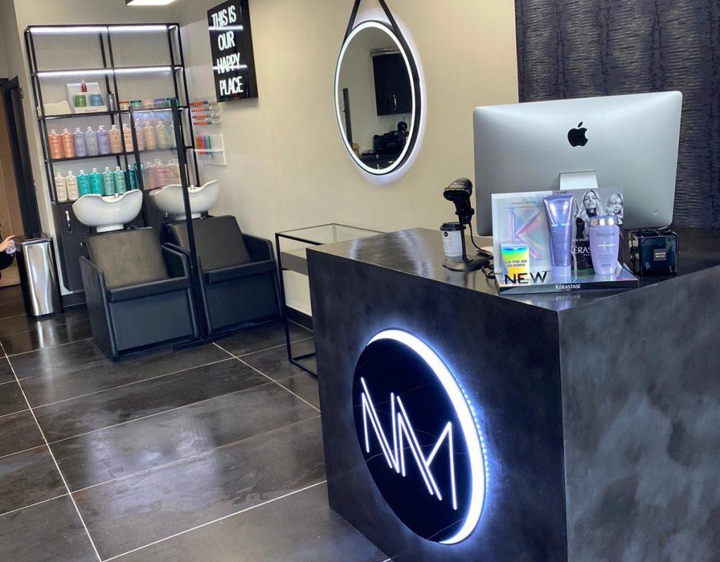 Neil Maclean salon