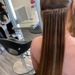 mini rings hair extensions